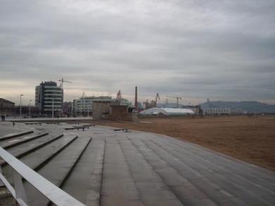sable de xixón playa de gijón